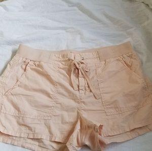 Lou and grey shorts  Peach blush Sz M